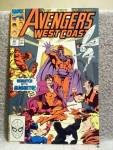 Avengers West Coast Vol. 2, No. 60