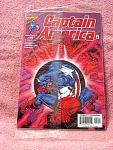 Captain America Comic Volume 3, No. 29, 2000