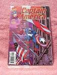 Captain America Comic Volume 3, No. 33, 2000