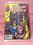 Captain America Comic Volume 3, No. 30, 2000