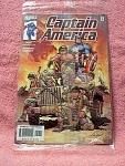 Captain America Comic Volume 3, No. 32, 2000