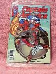 Captain America Comic Volume 3, No. 27, 2000