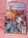 Captain America Comic Volume 3, No. 25, 2000
