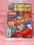 Captain America Comic Volume 3, No. 19, 1999