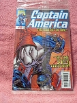 Captain America Comic Volume 3, No. 18, 1999