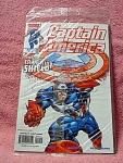 Captain America Comic Volume 3, No. 9, 1998
