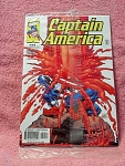 Captain America Comic Volume 3, No. 34, 2000