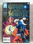 Captain Marvel, December 1995, Vol. 1, No. 1