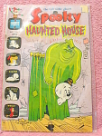 Spooky The Tuff Little Ghost Comic Book No. 1
