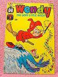 Wendy The Good Little Witch Comic Book No. 37, 1960s