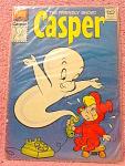 Casper The Friendly Ghost Comic Book No. 5