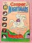 Casper And Nightmare Comic Book No. 28