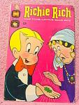 Richie Rich The Poor Little Rich Boy Comic Book No. 73