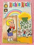 Richie Rich The Poor Little Rich Boy Comic Book No. 92