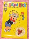 Richie Rich The Poor Little Rich Boy Comic Book No. 99