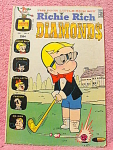 Richie Rich Diamonds Comic Book No. 4