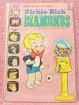 Richie Rich Diamonds Comic Book No. 7