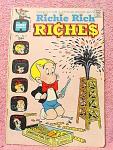 Richie Rich Riches Comic Book No. 4