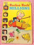 Richie Rich Millions Comic Book No. 43