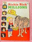 Richie Rich Millions Comic Book No. 44