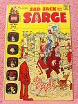 Sad Sack & The Sarge Comic Book No. 99