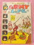 Sad Sack Army Life Parade Comic Book No. 42