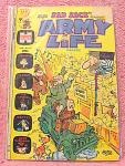 Sad Sack Army Life Parade Comic Book No. 53