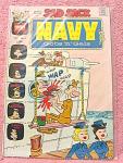 Sad Sack Navy Gobs N Gals Comic Book No. 8