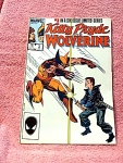 Kitty Pryde & Wolverine Comic Volume 1, No. 3, 1984
