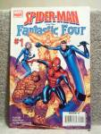 Spiderman And The Fantastic Four No. 1 Of 4