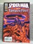 Spiderman And The Fantastic Four No. 4 Of 4
