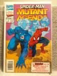 Spiderman, The Mutant Agenda Vol. 1, No. 1