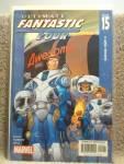 Ultimate Fantastic Four No. 15
