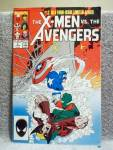 X Men Vs. The Avengers Vol. 1, No. 3