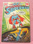 Superman Comic Book, No. 257