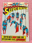 Superman Comic Book, No. 269