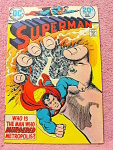 Superman Comic Book, No. 271