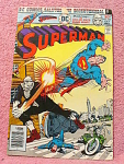 Superman Comic Book, No. 301