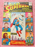 Giant Superman Comic Book, No. 3