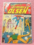 Supermans Pal Jimmy Olsen Comic Book, No. 153