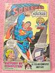 Radio Shack Presents Superman With Supergirl Comic Book