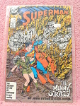 Superman Comic Book, No. 5, May 1987