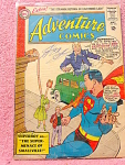 Adventure Comics With Superboy Comic Book Volume 1, No.