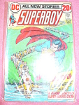 Superboy Comic Book Volume 1, No. 190, 1972