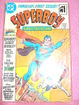 Superboy Spectacular Comic Book Volume 1, No. 1, 1980