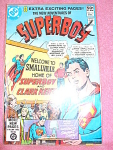 New Adventures Of Superboy Comic Volume 1, No. 12, 1980