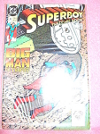 Superboy The Comic Book Volume 1, No. 4, 1990