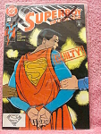 Superboy The Comic Book Volume 1, No. 7, 1990