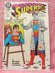 Superboy The Comic Book Volume 1, No. 8, 1990