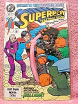 Superboy The Comic Book Volume 1, No. 10, 1990